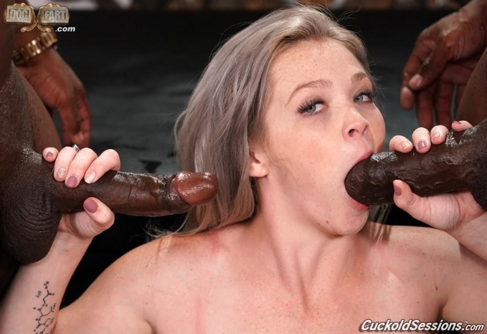 [HD] Kay Carter - Two Big Black Cock - Interview Kay Carter - CuckoldSessions.Com / DogFartNetwork.Com-00:02:15   IR, Facial, Anal, ATM, Cuckold, Swallow, 2 On 1, Hairy, Tattoo, Pantyhose, Big Booty, Blonde, DP - 98,6 MB