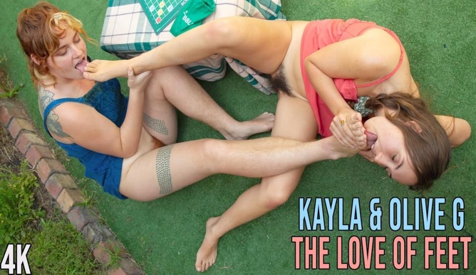[Full HD] Kayla Rain &Amp; Olive G. The Love Of Feet Kayla Rain, Olive G. - SiteRip-00:21:38 | Lesbian Sex, Amateur Girls, Pissing, Feet, Hairy - 1,2 GB