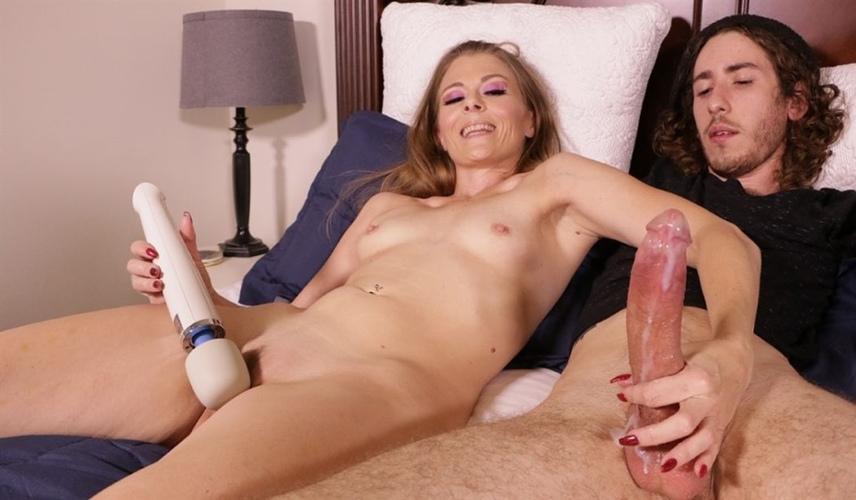 [Full HD] Kitty Quinn - Double The Pleasure With Kitty Quinn Mix - SiteRip-00:12:18 | Toy, Blonde, Handjob, Small Tits - 368,1 MB