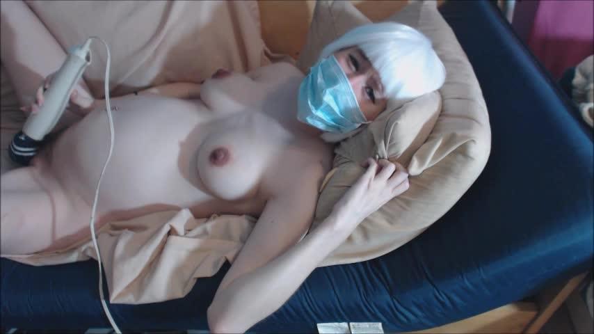[SD] Lillian Isley Masked Beautiful Agony Lillian Isley - ManyVids-00:04:45 | Big Boobs, Fetish, Mask Fetish, Pregnant - 66,5 MB