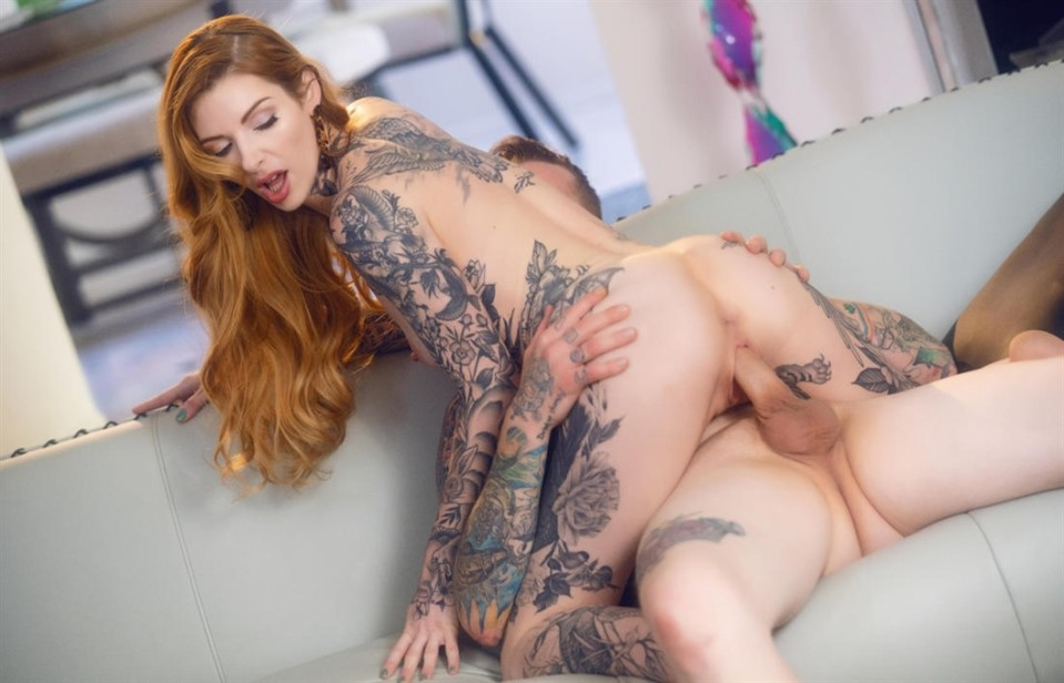 Penny Archer - Wild Whimpering Until She Cums