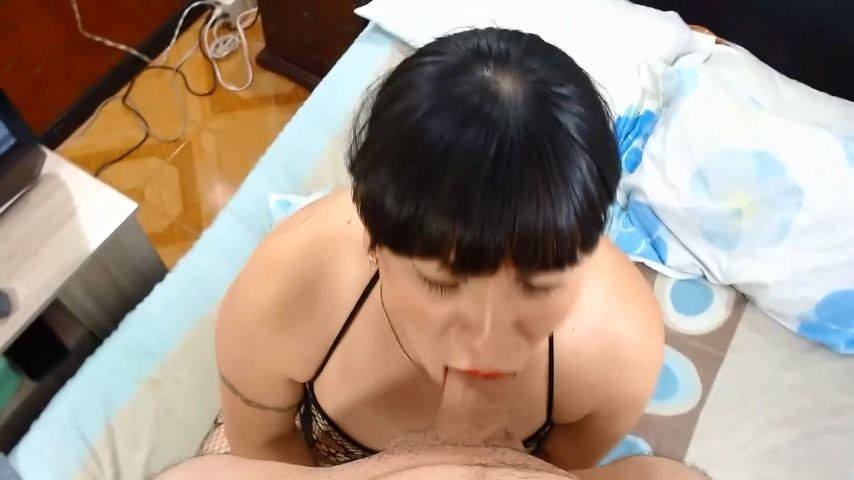 Strangersex01 Delicious Blowjob With Gag And Cum Mouth