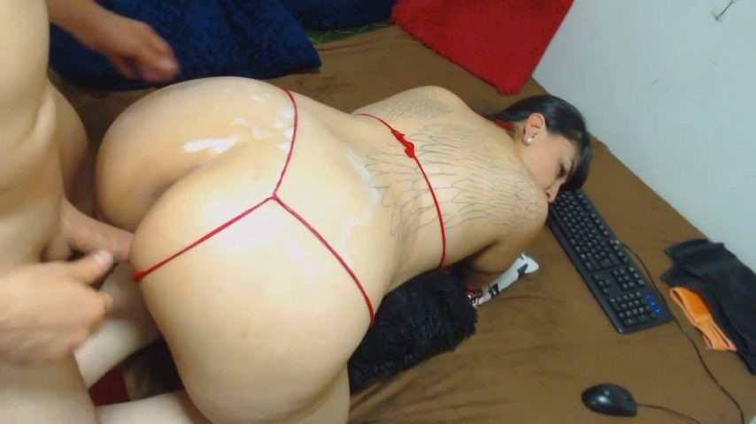 Strangersex01 Delicious Doggyestyle In Pussy And Ass