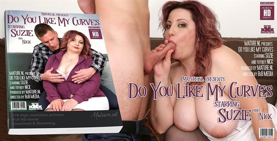 [Full HD] Suzie - Big Breasted And Curvy Mature Suzie Loves The Cock From Her Toyboy Suzie (41) - SiteRip-00:38:13 | Big Ass, Big Breasts, Old, Cum, BBW, Blowjob - 1,7 GB
