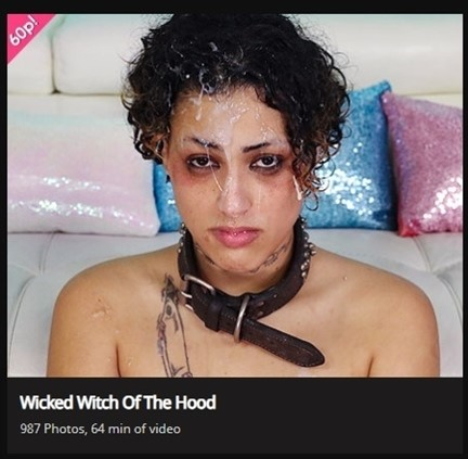 [Full HD] Wicked Witch Of The Hood Wicked Witch Of The Hood - SiteRip-01:04:07 | Choking, Puke, Verbal Abuse, Deepthroat, Gagging, Blowjob, Facefuck, Pissing - 2 GB