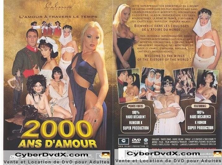 [SD] 2000 Anos De Perversione Sylvia Saint, Dru Berrymore, Elodie Cherie, Olivia De Treville, Philippe Dean, Bruno S.X., , Delphyne Delage, Pascal White - Colmax-01:39:42 | Size - 689,9 MB