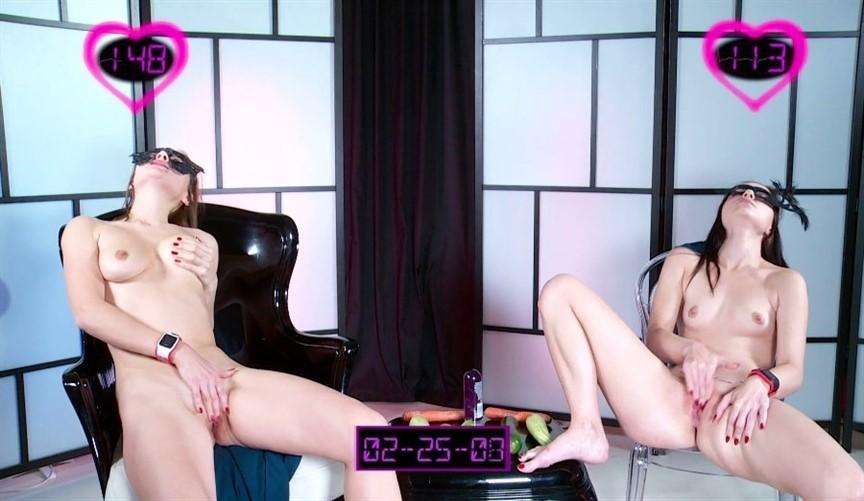 [Full HD] 2016-02-24 Macy Y Vs Kristy Black Mix - SiteRip-00:14:51 | Masturbation, Real Orgasm - 512,5 MB