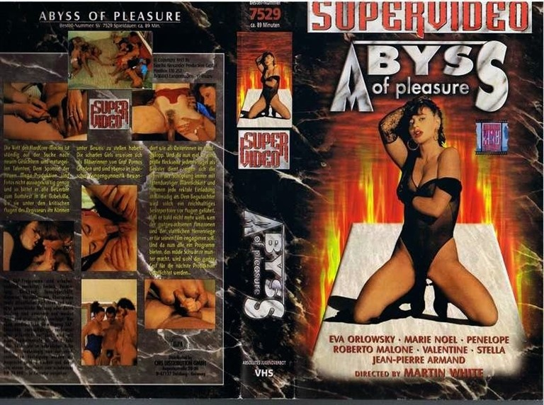 [LQ] Abyss Of Pleasure Eva Orlowsky, Marie Noelly (As Mary Noel), Penelope, Stella, Laura Valerie, Roberto Malone, Jean-Pierre Armand, Valentine - Sascha Alexander Productions-01:19:53   Toys, Lesbian, Fisting, Straight, Anal, Pissing, Blowjobs - 686,5 MB