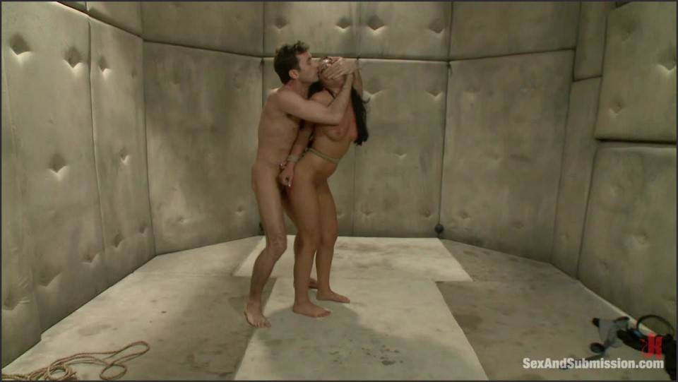 [HD] Adriana Chechik. Sexual Recovery Adriana Chechik, James Deen - KINK-00:57:50 | Humiliation, Rough Sex, Corporal Punishment, Domination, Suspension, Blowjob, Straight, Pornstar, BDSM, Bondage, Submission, Hardcore - 2,1 GB