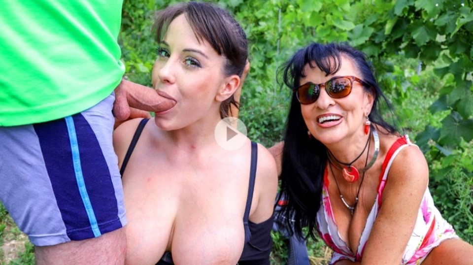 [Full HD] Anabelle, Lilian Black Anabelle, Lilian Black - SiteRip-00:21:43   Teen, Cum On Tits, Big Tits, Hardcore, Granny, Threesome Ffm, Public, Outdoor, Young Old, Shaved, Blowjob - 2,3 GB