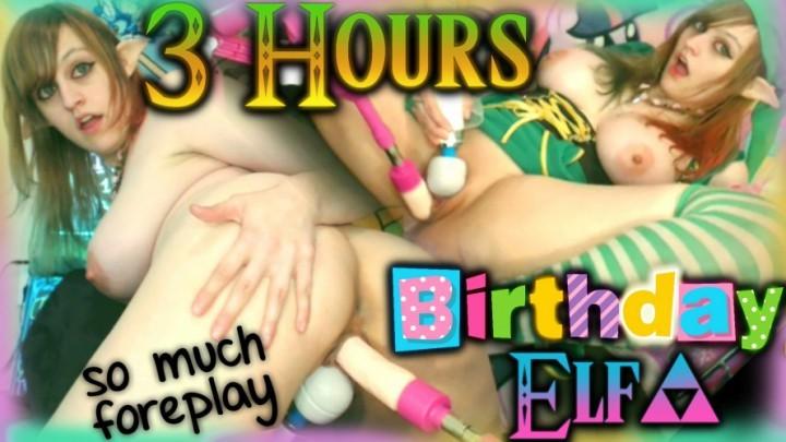 [Full HD] Babyzelda 3 Hours Birthday Elf 2 Cums Fuck Machine BabyZelda - ManyVids-02:52:18 | Cosplay, Costume, Asscheek Fucking, Fuck Machine, Fucking Machines - 1,4 GB