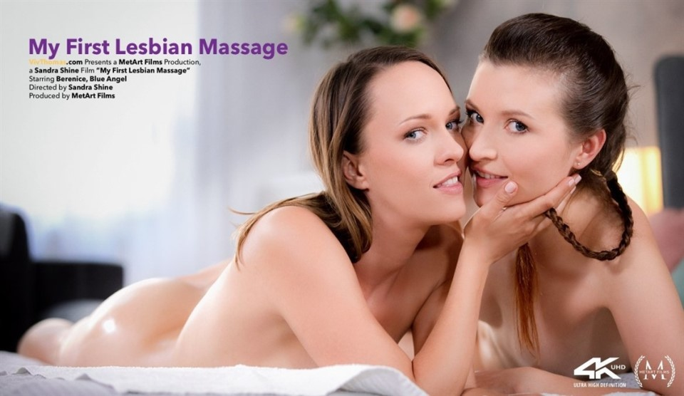 [Full HD] Berenice &Amp; Blue Angel - My First Lesbian Massage Berenice &Amp; Blue Angel - SiteRip-00:34:23 | Brunette, Lesbian, Bedroom, 69, Massage - 1,9 GB