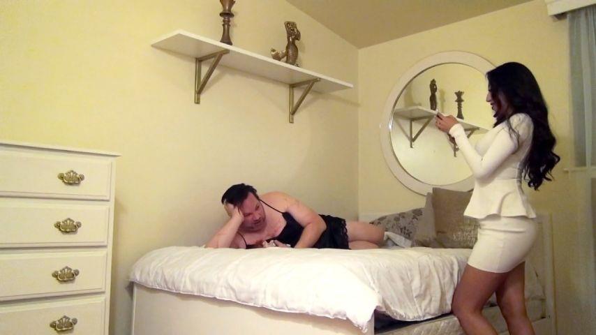 [HD] Empress Jennifer Dolled Up Sissy Slut Empress Jennifer - ManyVids-00:14:32   Femdom, Female Domination, Humiliation, Slave Training, Sissy Sluts - 436,9 MB