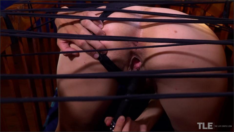 [Full HD] Gaia Sofia - Sexual Release 2 Gaia Sofia - SiteRip-00:13:09 | Indoors, Bedroom, Sex Toys, Brunette, Bondage, Bikini, Solo, Panties, Masturbation, Posing - 469,4 MB