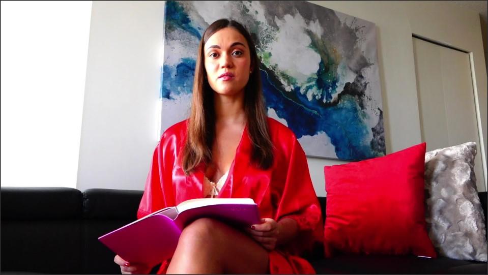 [Full HD] Goddess Alyssa Reece Better Slave For Me Mantras 1080P Alyssa Reece - ManyVids-00:06:13 | Size - 901,9 MB