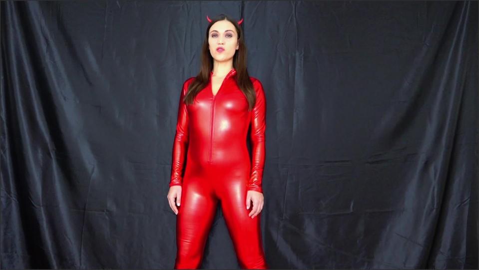 [Full HD] Goddess Alyssa Reece The Devil Inside You 1080P Alyssa Reece - ManyVids-00:05:43 | Size - 830,2 MB