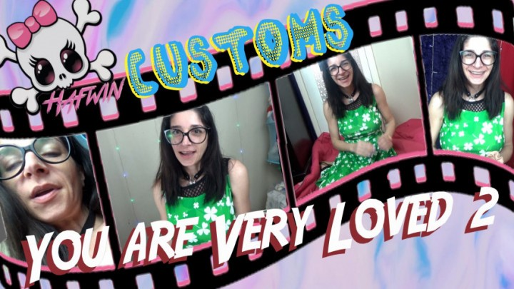 [Full HD] Hafwin Hafwin Custom You Are Very Loved 2 Hafwin - ManyVids-00:31:53 | Non-Nude,Mommy Roleplay,MILF,Taboo,Role Play - 986,8 MB