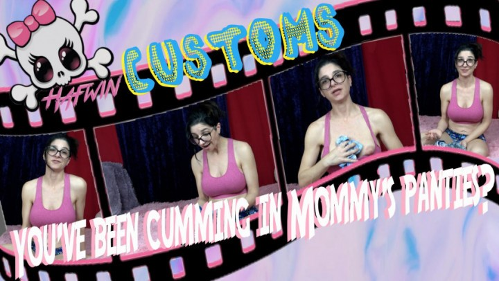 [4K Ultra HD] Hafwin Hafwin Finds Sons Cum In Her Panties Hafwin - ManyVids-00:20:54 | Cum On Tits,MILF,Mommy Roleplay,Taboo,Titty Fucking - 1,7 GB