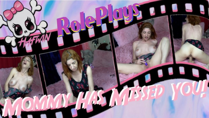 [4K Ultra HD] Hafwin Mommy Has Missed You Hafwin - ManyVids-00:09:40 | Mommy Roleplay,MILF,Taboo,Vibrator,Dildo Fucking - 823,3 MB