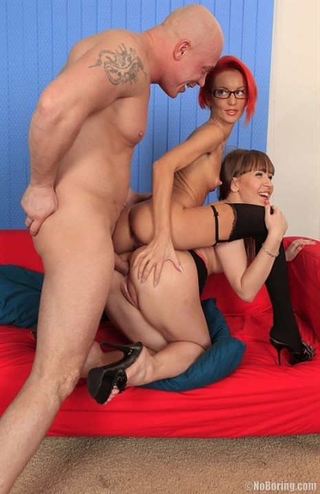 [Full HD] Heddie And Brendina - Ass Licking Threeway Heddie And Brendina - SiteRip-00:44:56 | Glasses, Cum Swap, Anal, Threesome, BJ, Facial, Cum In Mouth, All Sex, Gape, Hardcore - 2,6 GB
