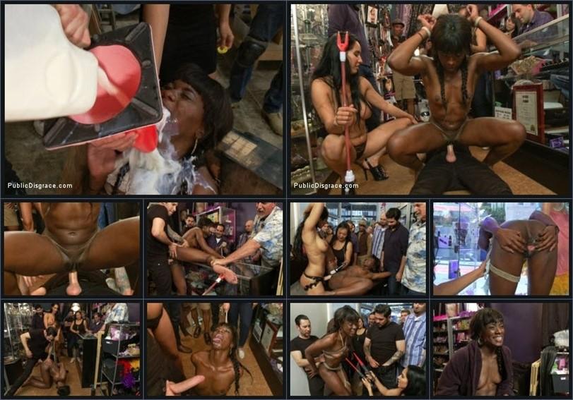 [SD] Isis Love, Tommy Pistol, Ana Foxxx. Disgraced. Twice Ana Foxxx Takes It All Isis Love, Tommy Pistol, Ana Foxxx - SiteRip-01:16:12 | Humiliation, BDSM, Public Sex, Hardcore - 835,2 MB