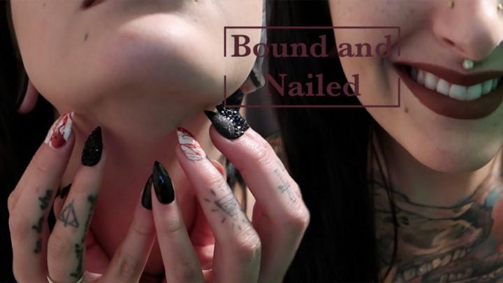 [Full HD] Jude Ryan Bound And Nailed Asmr Jude Ryan - ManyVids-00:07:21 | Fetish, Finger Nail Fetish, ASMR, Tease &Amp;Amp; Denial, Tattoos - 1 GB