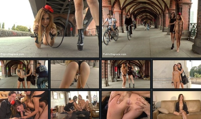 [HD] Juliette Gun. Filthy Lullu Gun Gets Fully Naked And Barefoot On Dirty Streets Juliette March And Lullu Gun - SiteRip-01:11:34 | Hardcore, Humiliation, Public Sex, All Sex, Orgy, BDSM, BJ - 2,6 GB