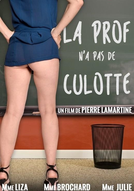 [SD] La Prof Na Pas De Culotte Mme Brochart, Julie B., Liza H. - Ange Elle-02:02:24 | Stockings, Threesomes, Cumshots, Gonzo, Glasses, Mature, Blowjobs, DP, Anal - 1,7 GB