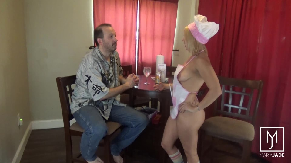 [Full HD] mariajadestudiosllc welcome to marias pussy kitchen MariaJadeStudiosLLC - ManyVids-00:15:36   Blowjob, Boy Girl, Creampie, Pussy Eating, Role Play - 1011,4 MB