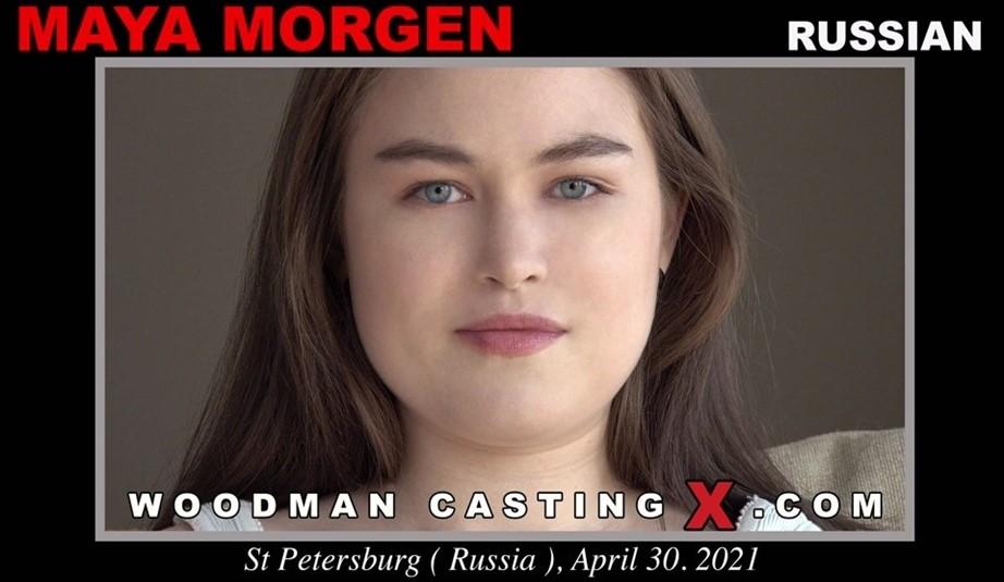 [HD] Maya Morgen Maya Morgen - SiteRip-00:39:14   Interview, Striptease, Casting, Audition, Posing, Talking, Naked - 702,2 MB