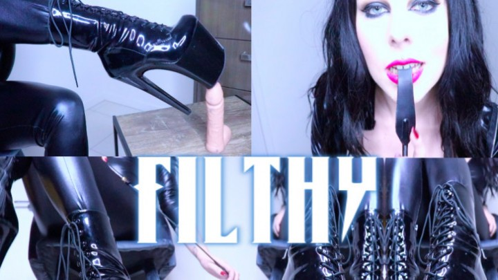 [Full HD] mercy morg filthy Mercy Morg - ManyVids-00:09:47 | High Heels, Foot Worship, Boot Domination, SPH, JOI - 494,4 MB