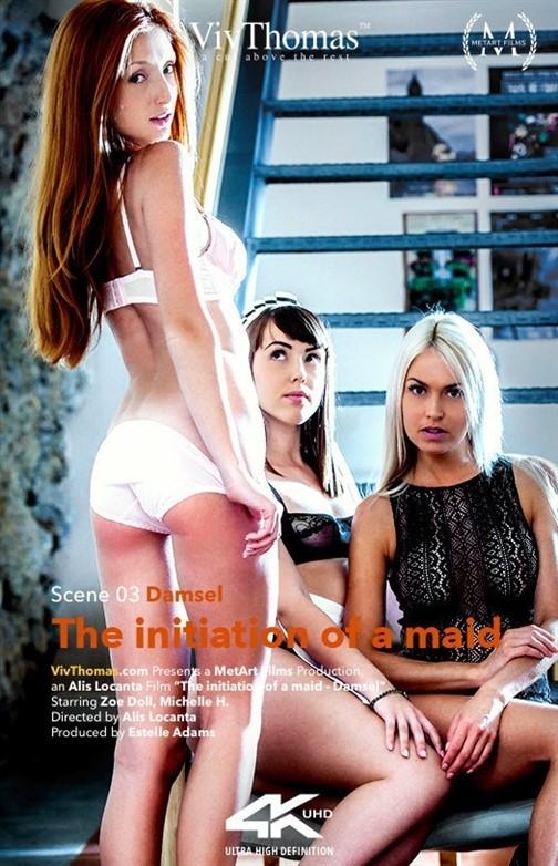 [HD] Michelle H &Amp; Zoe Doll Michelle H &Amp; Zoe Doll - SiteRip-00:25:20 | Kissing, Red Hair, Fingering, Nipple Sucking, Lesbian Sex, Cunnilingus - 784,4 MB