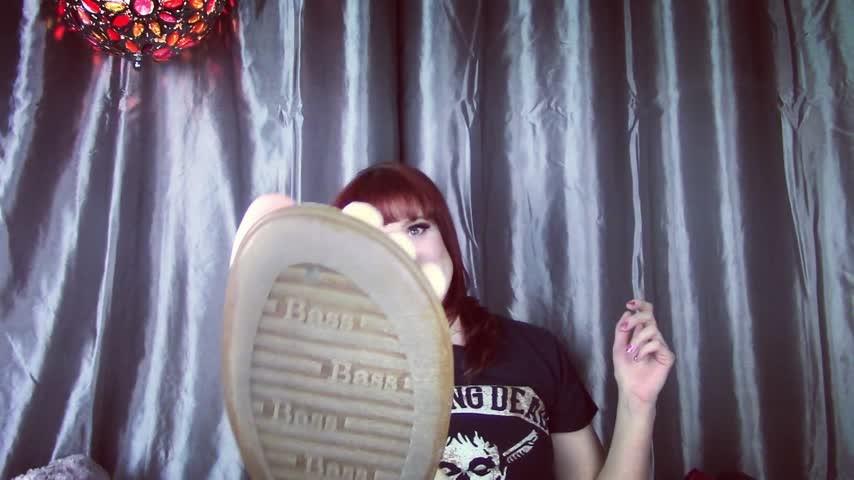 [Full HD] Milavonmayhem Jerk To My Sweaty Feet Amp Dirty Shoes Bro MilaVonMayhem - ManyVids-00:06:18 | Feet, Foot Fetish, Foot Humiliation, Highly Arched Feet, Taboo - 1 GB
