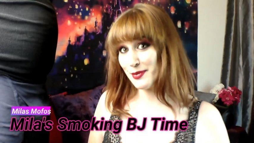 [Full HD] milavonmayhem smoking that dick MilaVonMayhem - ManyVids-00:16:37 | Blowjob, Cumshots, JOI, Smoking, Glove Fetish - 1,7 GB