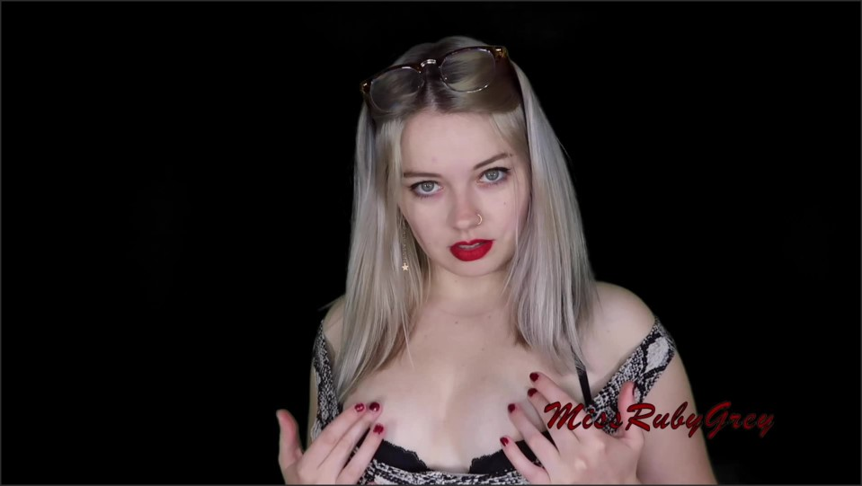 [Full HD] Miss Ruby Grey Therapist Manipulates You Into Eating Your Cum Miss Ruby Grey - ManyVids-00:16:36 | Size - 1,2 GB