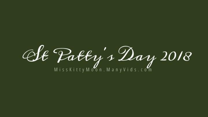 [Full HD] Misskittymoon Happy St Patricks Day Ft Baddragon MissKittyMoon - ManyVids-00:18:35 | Bad Dragon, Deepthroat, Redhead, Saint Patrick'S Day, Solo Female - 1 GB