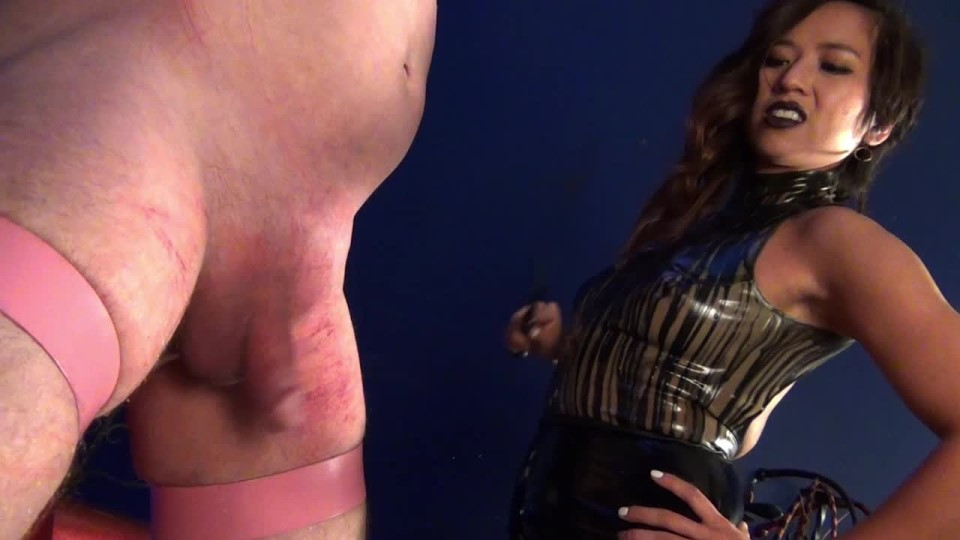 [HD] Mistress Lucy Khan Caught In My Web Part Ii Mistress Lucy Khan - ManyVids-00:11:27   CBT, Bondage Male, Asian Goddess, Corporal Punishment, Limp Dick - 729,7 MB