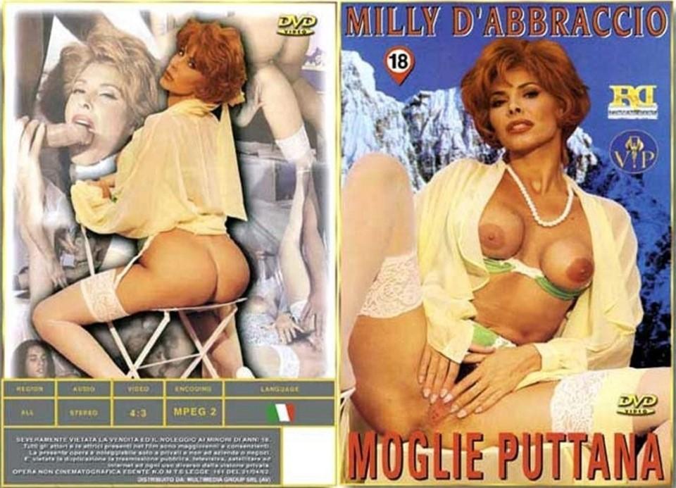 [SD] Moglie Puttana Milly D'Abbracci, Andrea Dioguardi, Patty White, Daniel, Frank, Nico - Rd Communications-00:57:58 | All Sex, Classic, Anal - 524,2 MB