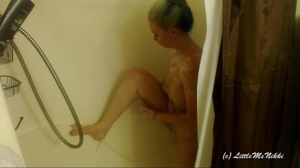[HD] Msneekalynn Squeaky Clean MsNeekaLynn - ManyVids-00:06:07 | Fingering, Nudity/Naked, Shower - 295,9 MB