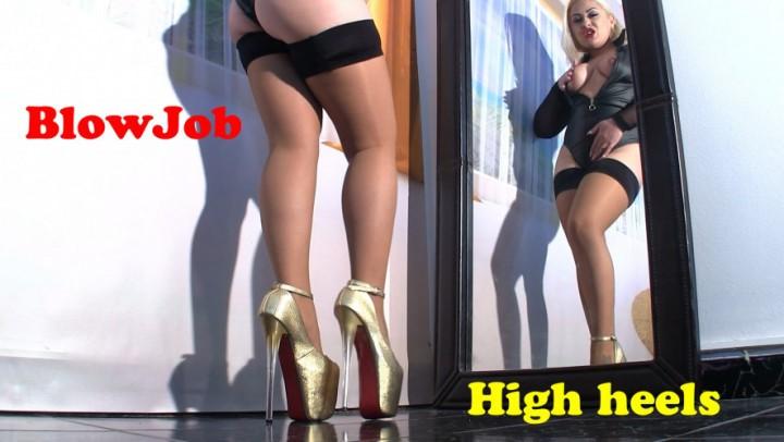 [Full HD] Nataliablondinkova Blowjob High Heels Pussy Spreading NataliaBlondinkova - ManyVids-00:10:47 | Pussy Play, Pussy Spreading, Blowjob, Blow Jobs, High Heels - 559 MB