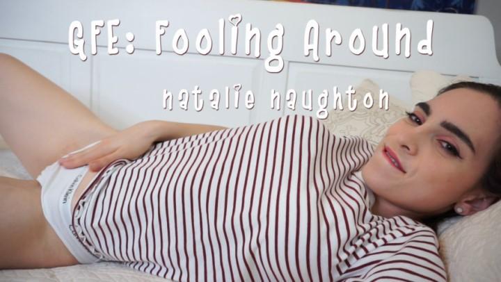 [Full HD] Naughtnatalie Gfe Foolin Around NaughtNatalie - ManyVids-00:09:13 | Brunette, Big Boobs, GFE, Role Play, Dildo Fucking - 680,6 MB