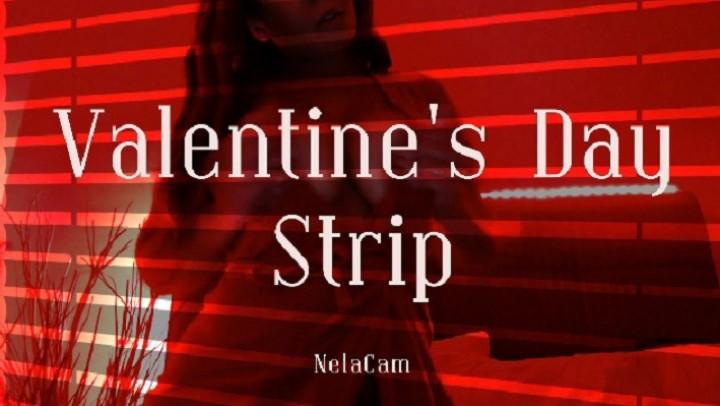 [Full HD] Nelacam Valentines Day Strip NelaCam - ManyVids-00:04:12 | Ebony, Valentine'S Day, Strip Tease, Big Tits, Ebony Goddess - 252,7 MB