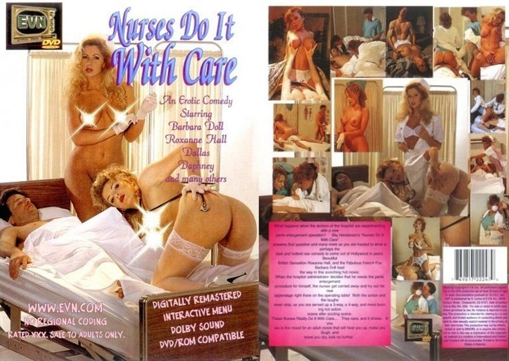 [SD] Nurses Do It With Care Barbara Doll, Roxanne Hall, Dallas, Daphne, Jordan Lee - Erotic Video Network-01:22:16   Feature, Classic - 876,6 MB