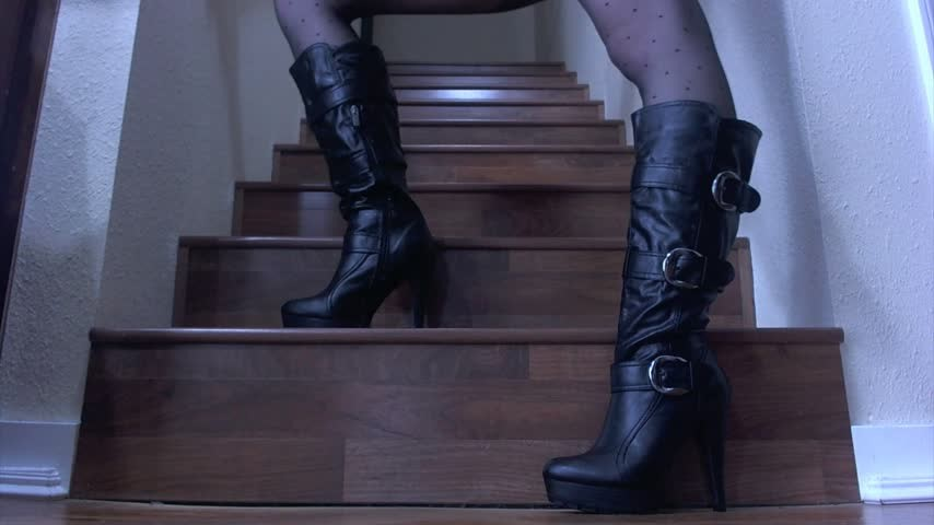[Full HD] Nym Fleurette Queen Nyx Crushing You With Boots Nym Fleurette - ManyVids-00:05:18 | Boot Fetish, Shoe &Amp;Amp; Boot Worship, Boot Domination, Female Domination, Financial Domination - 317,8 MB