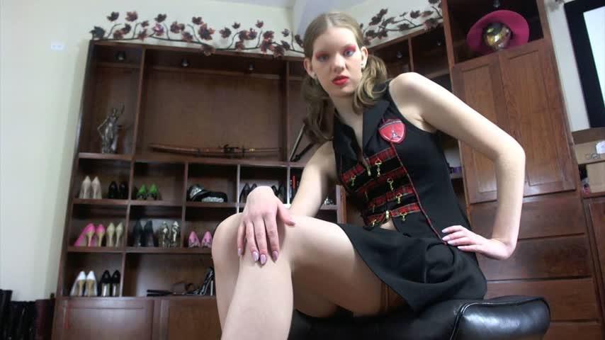[Full HD] nym fleurette queen nyx my new cum dumpster whore Nym Fleurette - ManyVids-00:09:15 | 18 & 19 Yrs Old, Female Domination, Humiliation, Femdom, Femdom POV - 551,9 MB