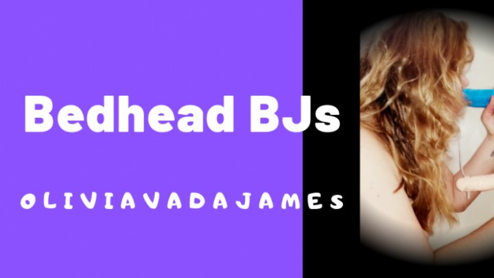[SD] oliviavadajames bedhead bjs OliviaVadaJames - ManyVids-00:02:52 | BBC, Blow Jobs, Dildo Sucking, Dildos, Spitting - 25,5 MB