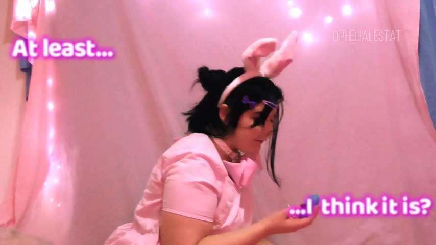 Ophelialestat Naughty Bunnys Eggsploration