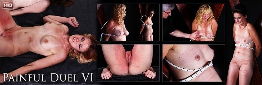 [HD] Painful Duel 6 Mix - Mood-Pictures-01:05:29   Caning, Spanking, Torture, Whipping, Punishment - 1,9 GB
