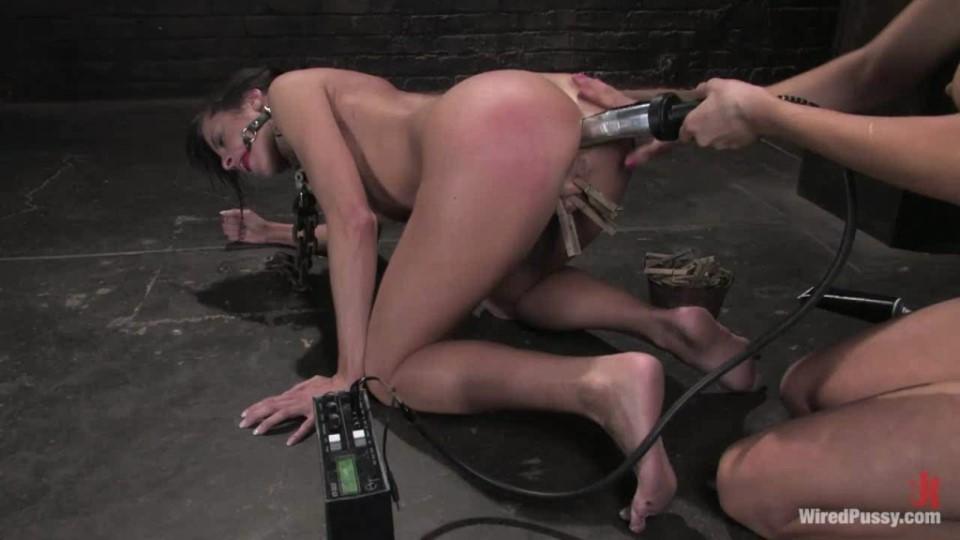 [HD] Princess Donna Dolore &Amp; Cecilia Vega. Cecilia Fucking Vega Mix - SiteRip-01:05:34 | BDSM, Hardcore, Bondage, Electric, Lesbians - 785,8 MB