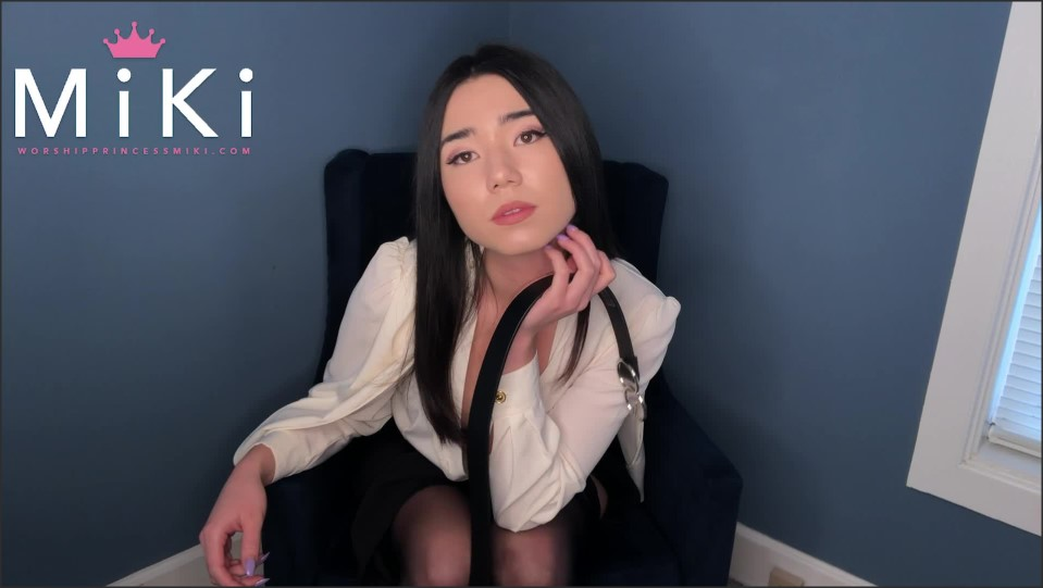 [Full HD] Princess Miki Aoki Mesmerize Th3Rapst Finsub Training 1080P Princess Miki Aoki - ManyVids-00:13:48   Size - 1018,6 MB